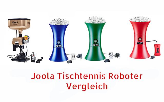 Joola Tischtennis Ballmaschinen